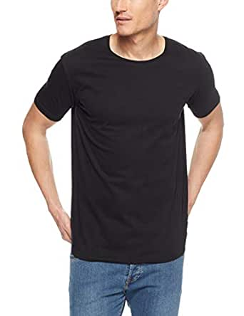 Silent Theory Men's Acid Tail Tee, Black, S