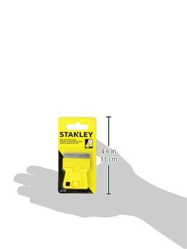 "076174281002 - Stanley 28-100 1-3/16""  inch High Visibility Mini-Razor Blade Scraper carousel main 2"