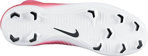 Nike Jr. Mercurial Victoire Vi Dynamique Fit Fg Chaussures Racer Rose / Noir / Blanc