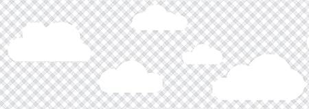 lovely label Bordüre selbstklebend WOLKEN BLAU - Wandbordüre Kinderzimmer / Babyzimmer mit Wolken in versch. Farben - Wandtattoo Schlafzimmer Mädchen & Junge, Wanddeko Baby / Kinder