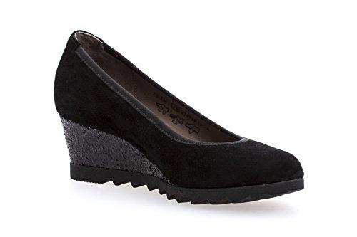 75 Womens Shoe Radcot Black 37 330 Gabor GABOR IqUBI