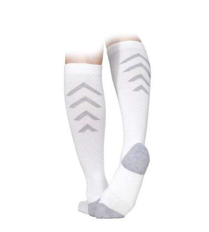 Radical Fencing RF Sigvaris Fencing Knee High Recovery Compression Socks (Large) by Radical Fencing