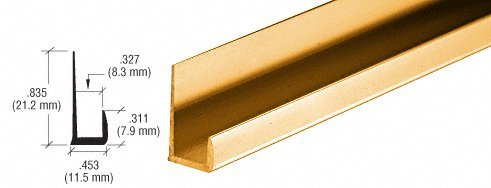 crl-brite-gold-anodized-standard-5-16-j-channel-12-ft-long