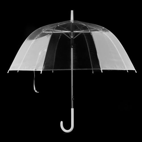 e60aebcf1 DatConShop(TM) New Transparent Clear Rain Umbrella Parasol PVC Dome for  Wedding Party Favor - Buy Online in Oman. | Electronics Products in Oman -  See ...
