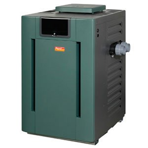 Raypak 206,000 BTU Natural Gas Millivolt Pool Heater (Btu Natural Gas Pool Heater)
