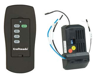 Craftmade UCI-2000 Remote Control by Craftmade