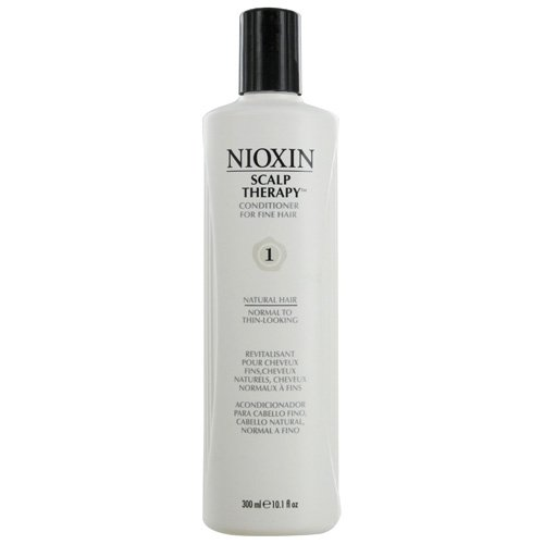 NIOXIN by Nioxin BIONUTRIENT ACTIVES SCALP THERAPY CONDITIONER SYSTEM 1 FOR FINE HAIR 10 OZ for UNISEX ---(Package Of 5) by Nioxin