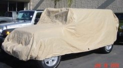 (Formosa Covers 2007-2019 Jeep Wrangler Cover 4 Door, SUV up to 200