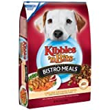 Kibbles' n Bits Bistro Chicken Flavor Dog Food, 16-Pound, My Pet Supplies