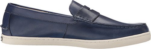 Cole Haan Men's Pinch Weekender Hand Stain Marine Blue Handstain Shoe