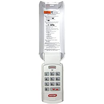 Genie GB-BX Intellicode Wireless Keypad 37224R Garage Door Openers ...