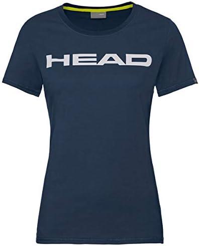 Head 814400-Dbwhs Camiseta, Mujer, Royal, S