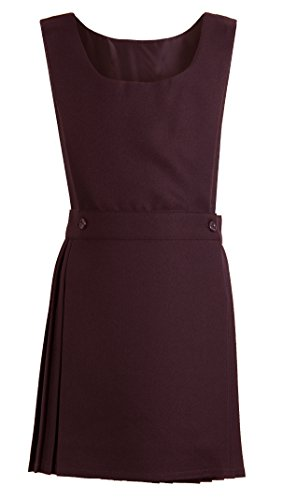 Brown School Dress