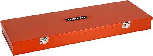 Stanley J5497 Proto - Caja de almacenaje para herramientas, 58 cm, color rojo