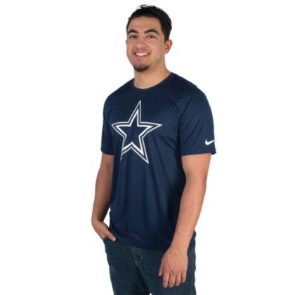 Dallas Cowboys Nike Legend Logo Essential 3 Tee