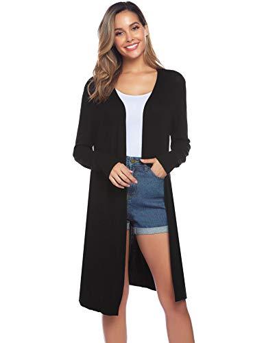 Open Front Cardigan Sweater Outwear