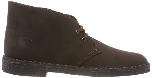 Marrone Suede Uomo Originals Boot Clarks brown Polacchine Desert w0AfnqXT