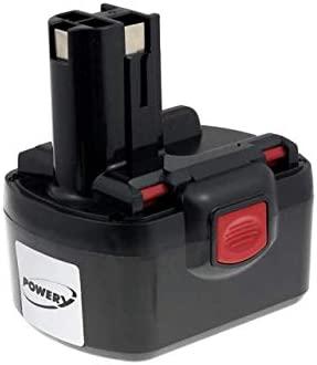 Powery Batería para Bosch Cortacésped Art 23 14,4V-2500mAh NiMH O ...
