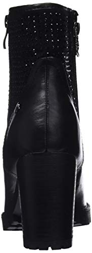 Xti Negro Femme Bottes 48468 negro Classiques Noir fOpwr4fxq