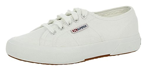 Superga 2750 Cotu Classic, Zapatillas Unisex Blanco (White 901)