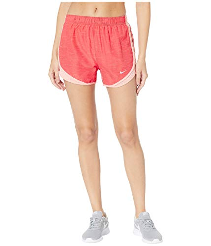 Nike Women's Dry Tempo Short Ember Glow/Bleached Coral/Wolf Grey Small 3