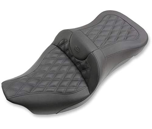 (08-13 HARLEY FLHX2: Saddlemen Road Sofa LS Seat (Extended Reach) )