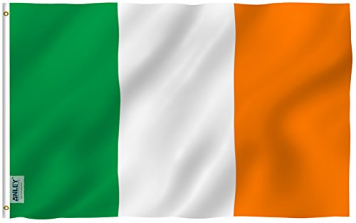 Anley [Fly Breeze 3x5 Foot Ireland Flag - Vivid Color and UV