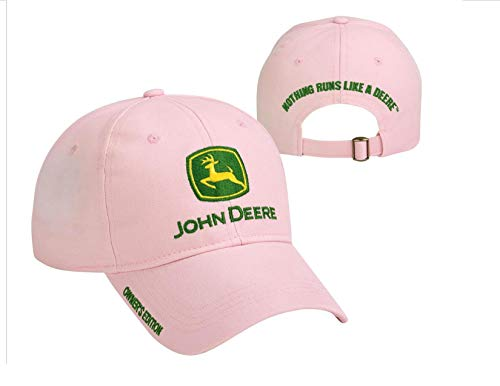 John Deere Pink Owner's...