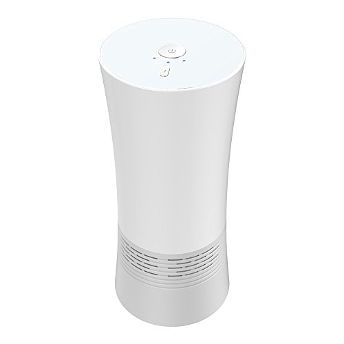 led nightstand table lamp bluetooth speaker by quellance smart