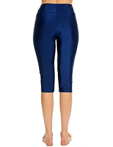 f911cba98163c2 Zeagoo Women Swim Capri Pants Tankini Bottoms Swimsuit - Buy Online ...