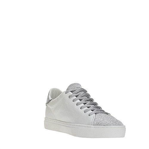 Crime London Chaussures 25204ks1 Sneakers Femme Blanc S / S 2018
