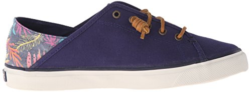 Sperry Top-sider Dames Zeekust Eiland Mode-sneaker Marine / Roze / Multi