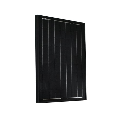 Instapark SP Series Mono-crystalline Photovoltaic PV Solar Panel Charge Controller NOT Included, 50 Watt