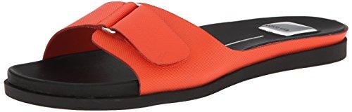 Dolce Vita Kvinna Jacie Flat Sandal Röd / Orange