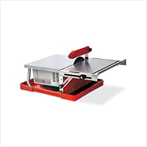 Rubi Electric Tile Cutter Wet Saw Diamant Nd 200 120v