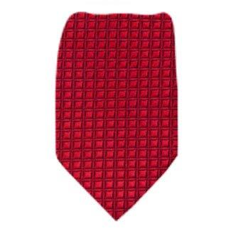 Boys Textured 14 inch Solid Zipper Necktie Ties