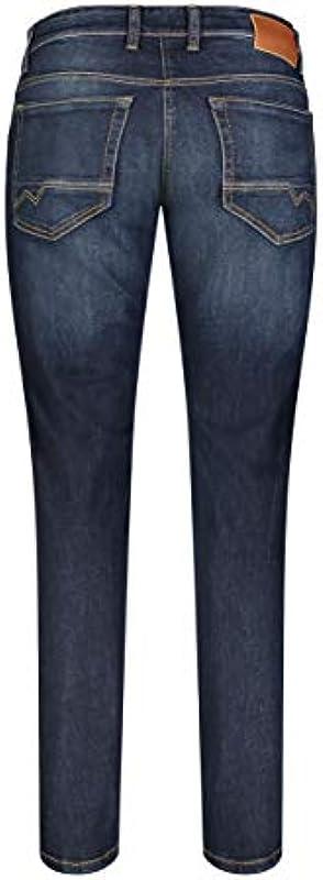 MAC Jeans Spodnie męskie Modern Fit Arne Pipe Workout DENIMFLEXX 32/30: Odzież