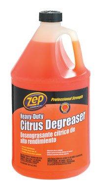 Zep Heavy-Duty Citrus Cleaner Degreaser 128 ounce ZUCIT128