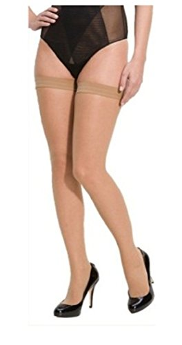 NeskaModa womens Suspender Stockings
