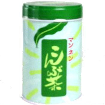 (Japanese Tea Shop Yamaneen Seaweed-Tea In A Can 100G)