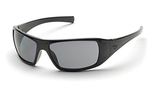 Pyramex SB5620DT Goliath Safety Sunglasses with Gray Anti-Fog Lens, - Sunglasses Pyramex