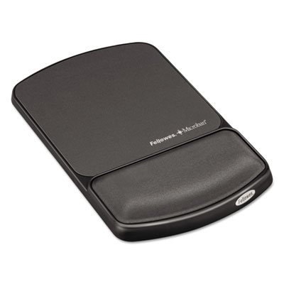 Fellowes 9175101 Wrist Rest/Mouse Pad, 6-3/4