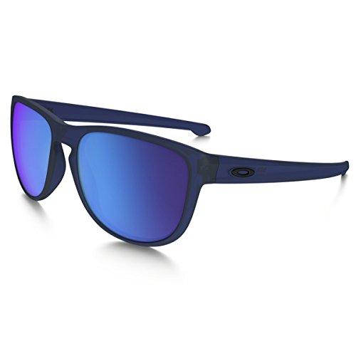 Homme Bleu Sliver Lunettes R Translucent Bluee Oakley Sapphireiridium Soleil de aqX4w4