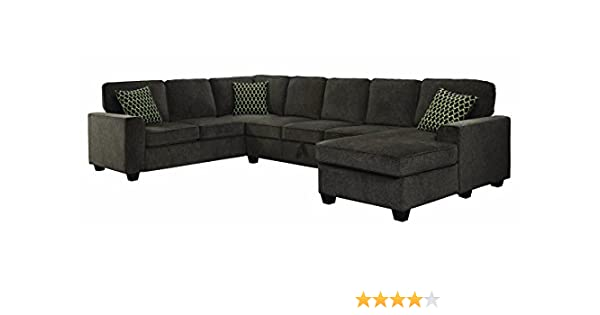 Amazon.com: Coaster Home Furnishings 501686 Living Room Sectional ...