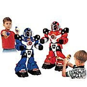 Boxing Fighter Robots Toy - REMOTE CONTROL BOXING ROBOTS - 12