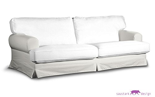 Funda para Silla de IKEA EKESKOG 3er sofá, sólo la Parte de ...