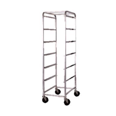Winco Bus Box Cart 6 Tiers
