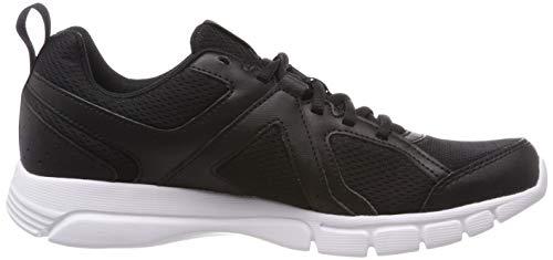 Uomo Tr Fitness Fusion Scarpe Reebok white 3d Multicolore pewter black 000 Da gEOqEYw
