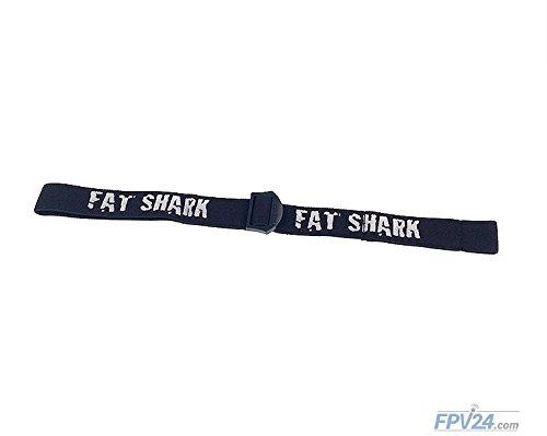 OEM Fat Shark FatShark Replacement Head Strap Black Color