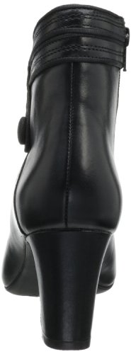 Clarks Tamryn temporada Bootie Black Leather